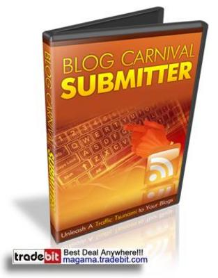 Pay for Blog Carnival Submitter PLR!