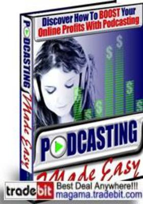 Pay for Podcasting Made Easy RR!