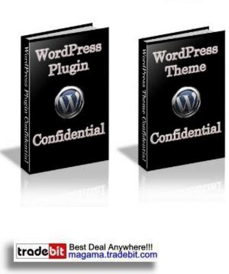 Pay for WP Plugin and Theme Confidential Pack PLR!