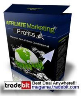Pay for Affiliate Marketing Profits MRR!