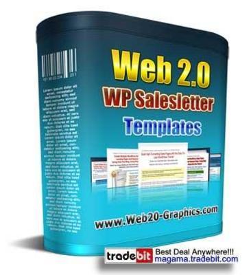 Pay for Web 2.0 Wordpress Salesletter Templates MRR!