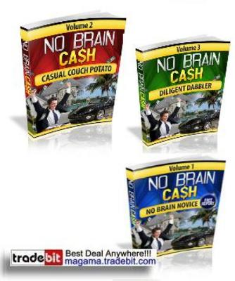 Pay for No Brain Cash Pack MRR!