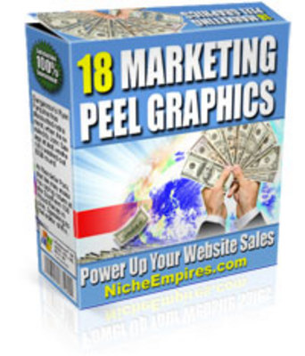 Pay for 18 Internet Marketing Peel Graphics MRR!