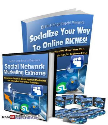 Pay for Social Network Marketing Extreme MRR!