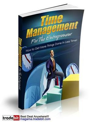 Pay for Time Management For The Entrepreneur MRR!