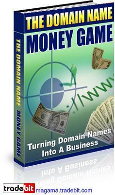 Pay for Domain Name Money Online Business Full Pack PLR!