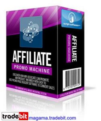 Pay for Affiliate Pro Machine RR!