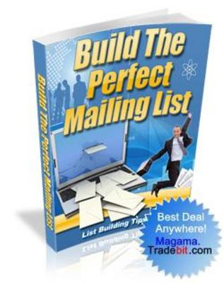 Pay for Building The Perfect Mailing List MRR!