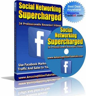 Pay for Social Networking Supercharged MRR!