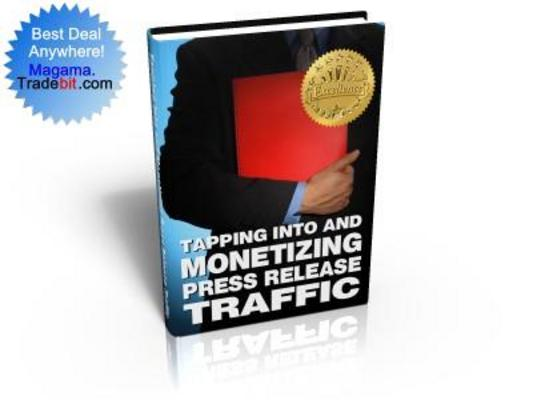 Pay for Tapping Into And Monetizing Press Release Traffic MRR!