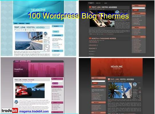 Pay for 100 Wordpress Blog Themes - Private Label Rights !