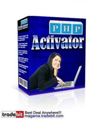 Pay for PHP Activator!