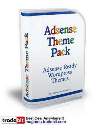 Pay for Adsense Theme Pack !
