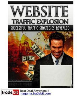Pay for Website Traffic Explosion PLR!
