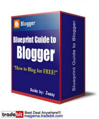 Pay for Blueprint Guide To Blogger MRR!