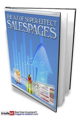 Pay for A-Z of Super-Effective Sales Pages MRR!
