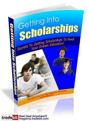Pay for Getting Into Scholarships MRR!