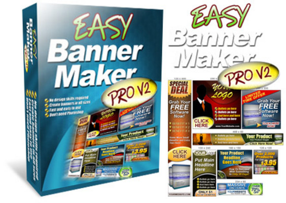 Pay for Easy Banner Maker Pro V2  Personal Use!