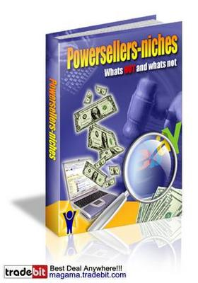 Pay for Powersellers Niches MRR!