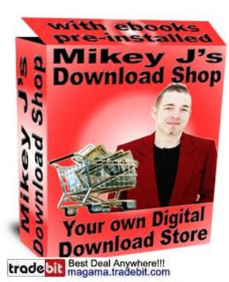 Pay for FULLY AUTOMATED digital download eBook website, preinstalled