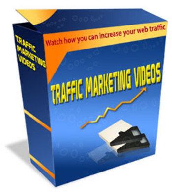 Pay for TRAFFIC MARKETING VIDEOS Tutorial PLR