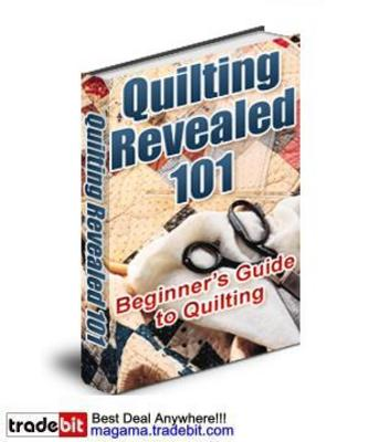 Pay for Quilting Revealed 101 Audio And Ebook MRR!