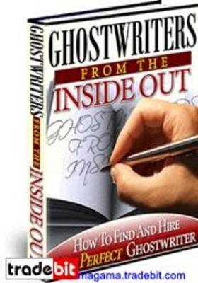 Pay for Ghostwriters Resell Rights!
