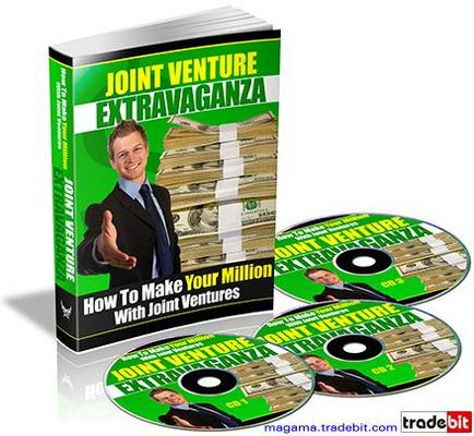 Pay for Joint Venture Extravaganza PLR!