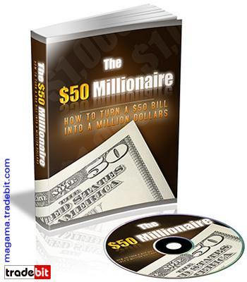 Pay for The $50 Millionaire PLR!