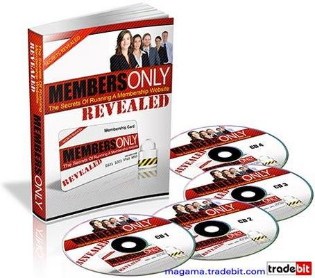 Pay for Members Only Revealed PLR!