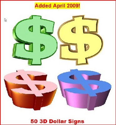 dollar sign clip art free. Dollar-signs clipart free