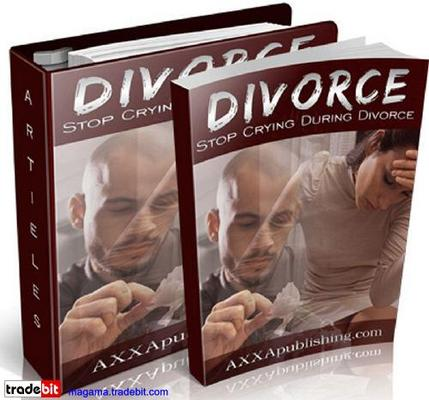 Pay for Stop Crying During Divorce PLR!