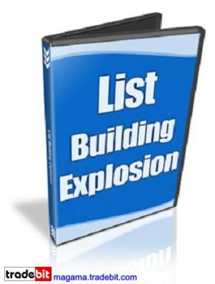 Pay for List Building Explosion MRR!