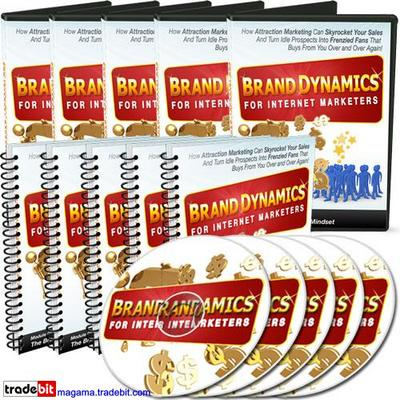 Pay for Brand Dynamics for Internet Marketers MRR!