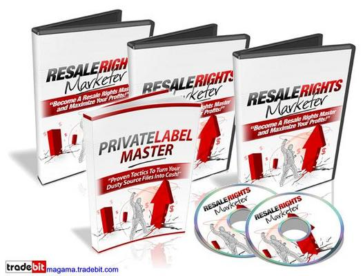 Pay for Resale Rights Marketer MRR!