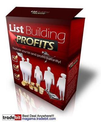 Pay for List Building Profits Tutorials,Ebook,Audio MRR!