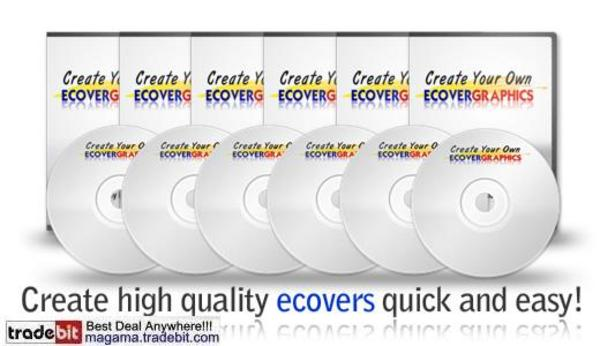 Pay for Create Your Own Ecover Graphics Video Tutorial PLR!