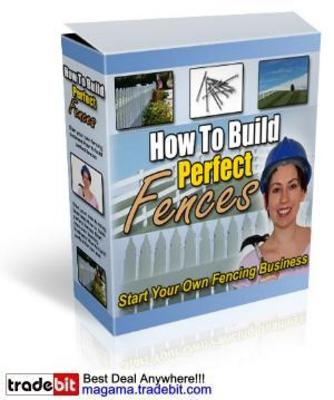 Pay for How To Build Perfect Fences MRR!