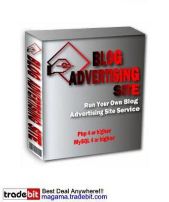 Pay for Blog Advertising Site MRR!