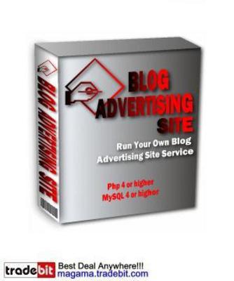 Pay for Blog Advertising Site MRR!