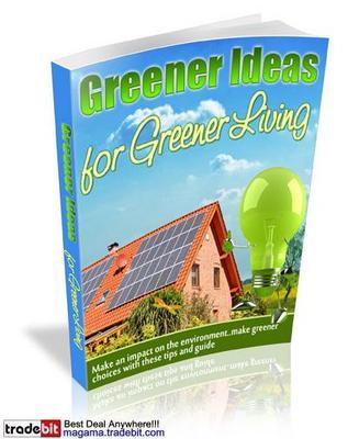 Pay for Greener Living For a Greener World MRR!