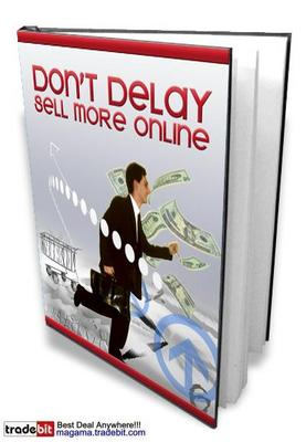 Pay for Dont Delay Sell More Online MRR!