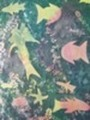 Thumbnail Mermaid sunprint