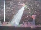 Thumbnail Las Vegas Skyline with UFO