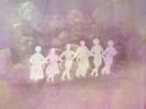 Thumbnail Folk Dance: Golden Clouds sunprint
