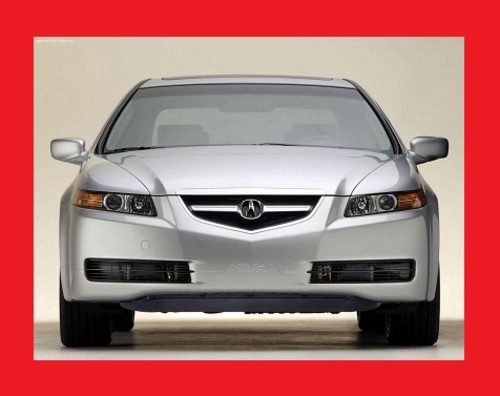 acura tl repair manual pdf