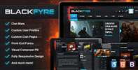Thumbnail Blackfyre - Create Your Own Gaming Community