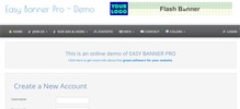 Thumbnail Easy Banner Pro PHP