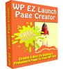 Thumbnail EZ Launch Page Creator Is A Wordpress Plugin