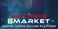 Thumbnail eMarket - Digital Goods Selling Platform